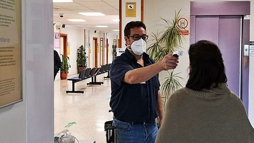 Los médicos de Atención Primaria, disconformes con la presencialidad