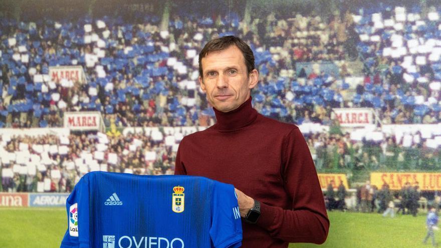 El Oviedo apuesta por Ziganda tras el cese de Rozada