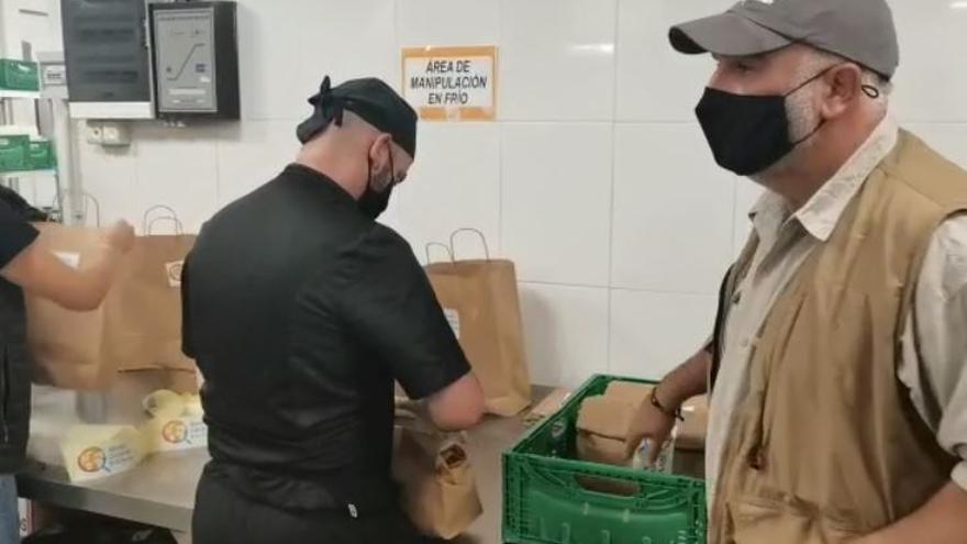 """El chef José Andrés: """"Mi corazón se queda con los palmeros"""""""