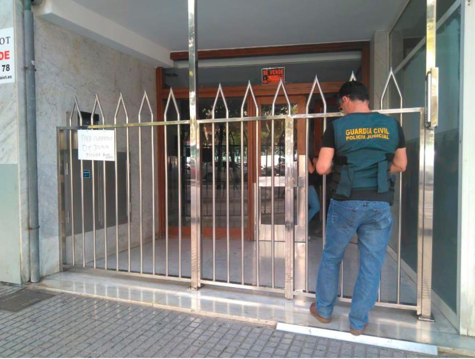 La Guardia Civil destapa una de las mayores estafas inmobiliarias de Baleares