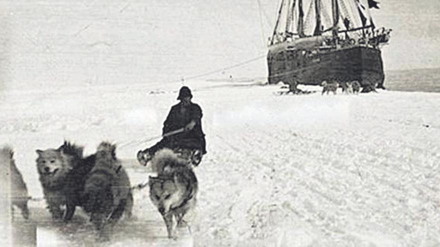 Roald Amundsen: El hombre del norte que conquistó el sur