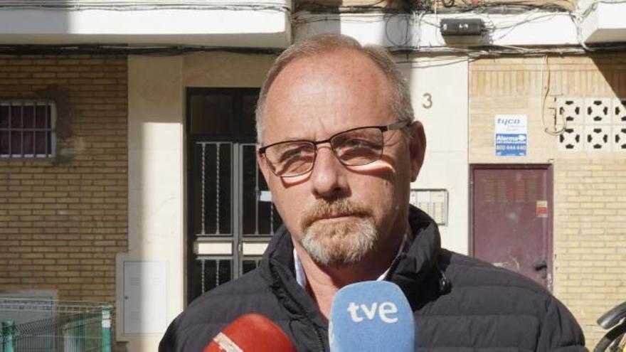 El padre de Marta del Castillo espera al reabrirse el caso que se hallen los restos de su hija