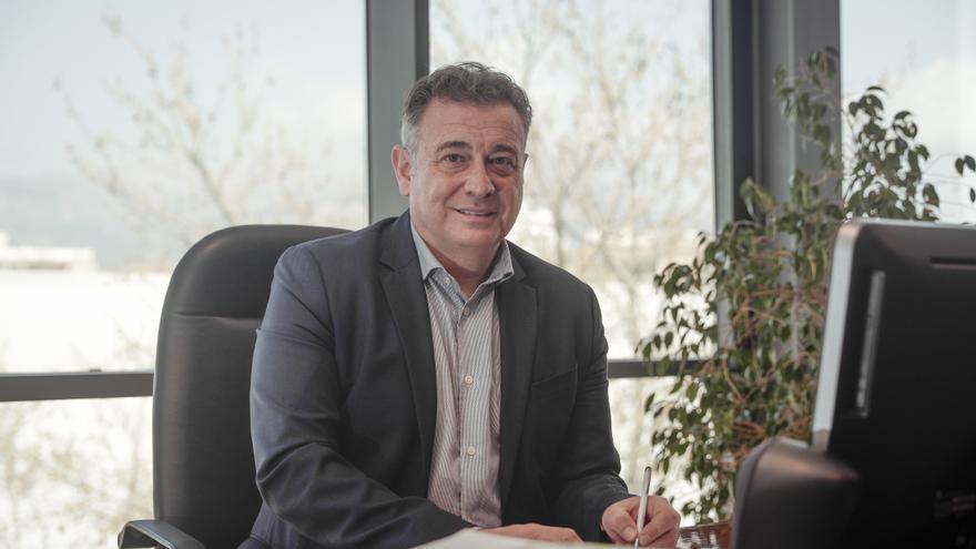 """Gabriel Llobera: """"Alcanzar un porcentaje de vacunación óptimo es el primer paso para volver a poner en marcha el turismo"""""""