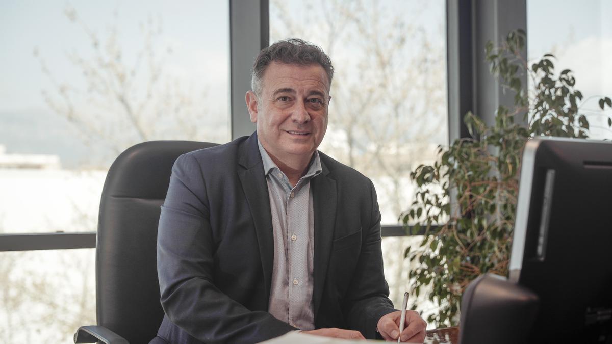 GABRIEL LLOBERA, PRESIDENTE DE LA AGRUPACIÓN DE CADENAS HOTELERAS (ACH) Y VICEPRESIDENTE DE GARDEN HOTELS