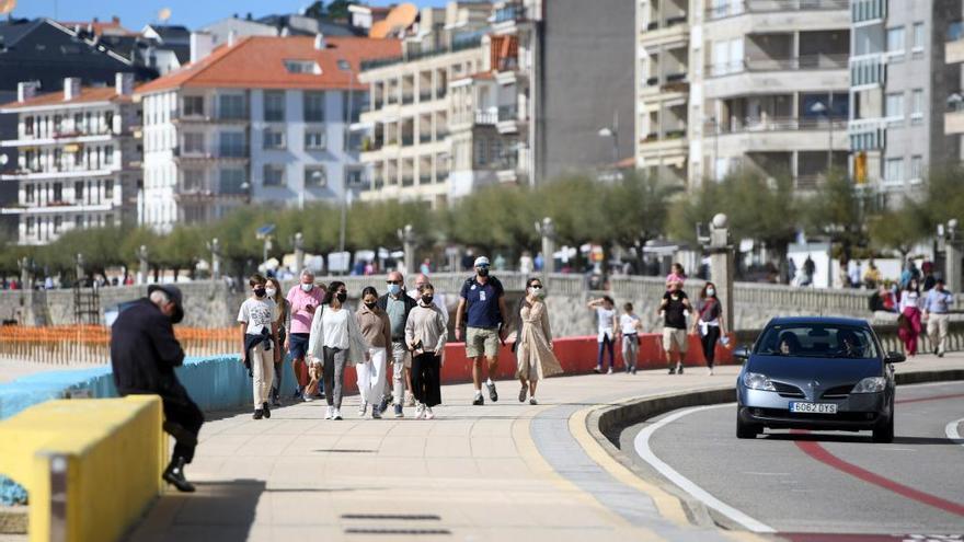 Sanxenxo recibió visitantes de hasta 36 provincias durante el puente