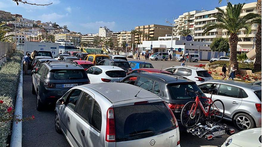 'Operación salida'... a Formentera