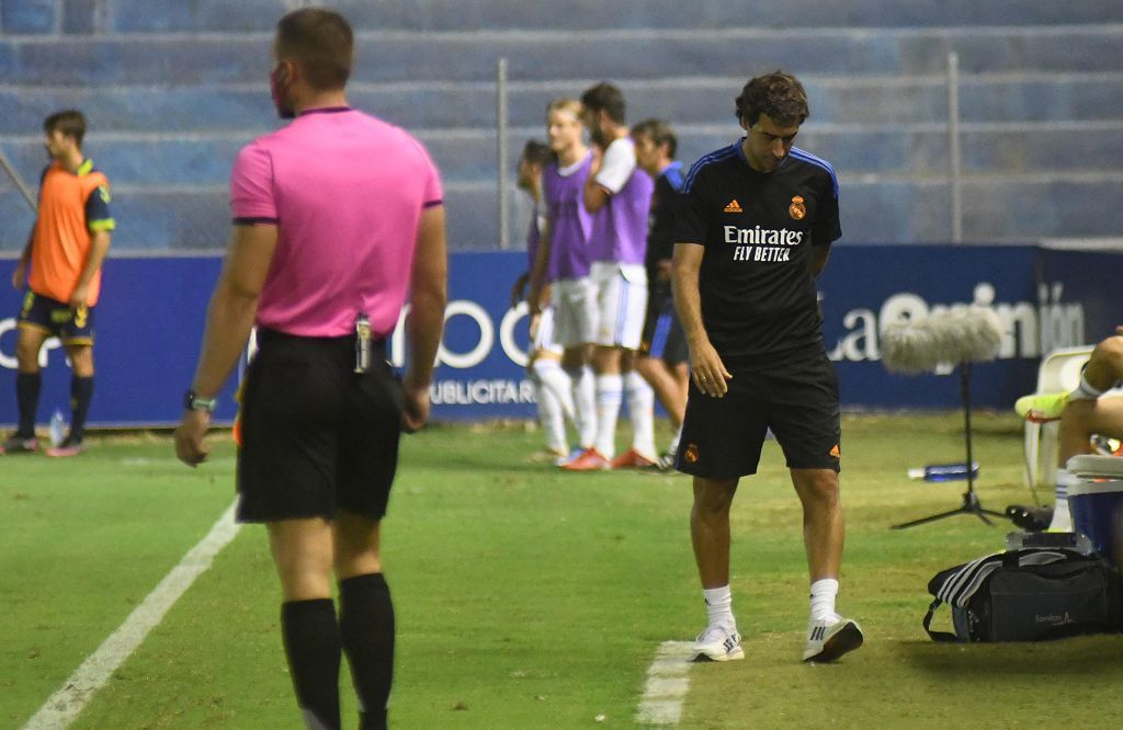 UCAM Murcia - Real Madrid Castilla