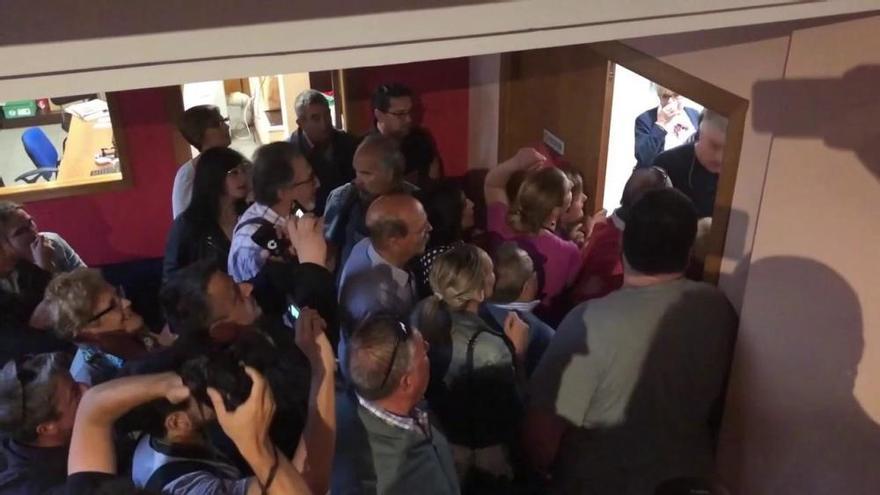 """Luis Segovia: """"La expulsión de Tomás del Bien recuerda a los tiempos del caso Antorrena"""""""