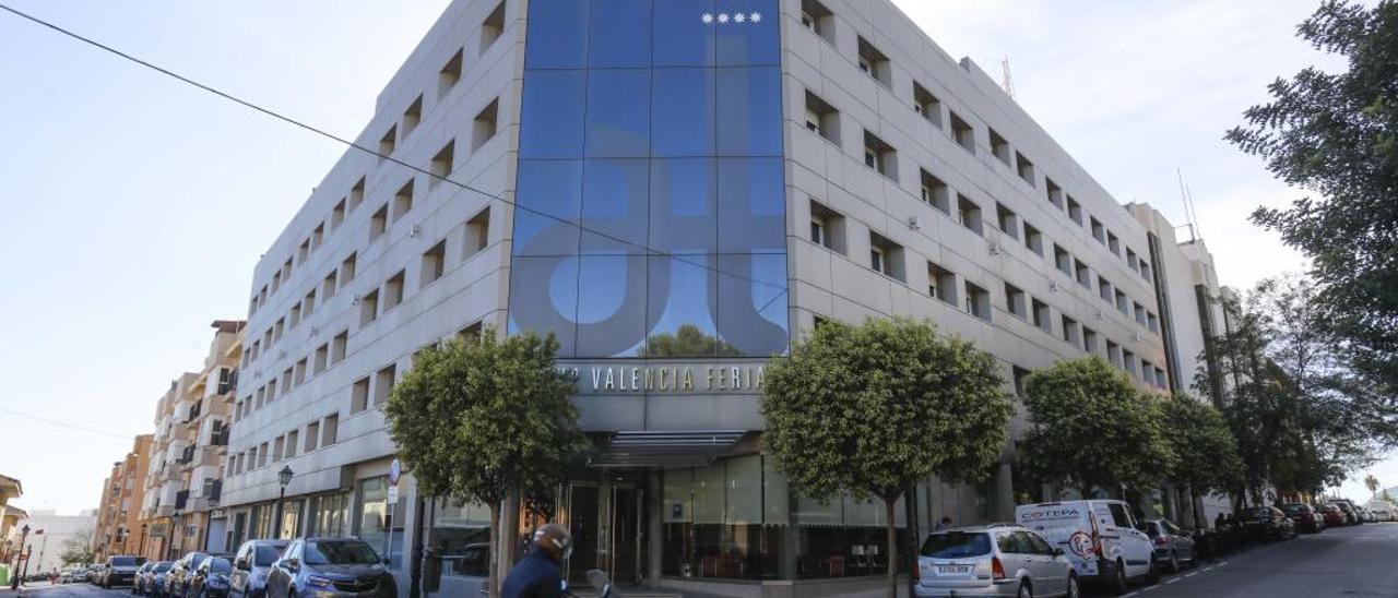 El hotel Tryp Valencia Feria que se incorporará a la cadena Port Hotels.