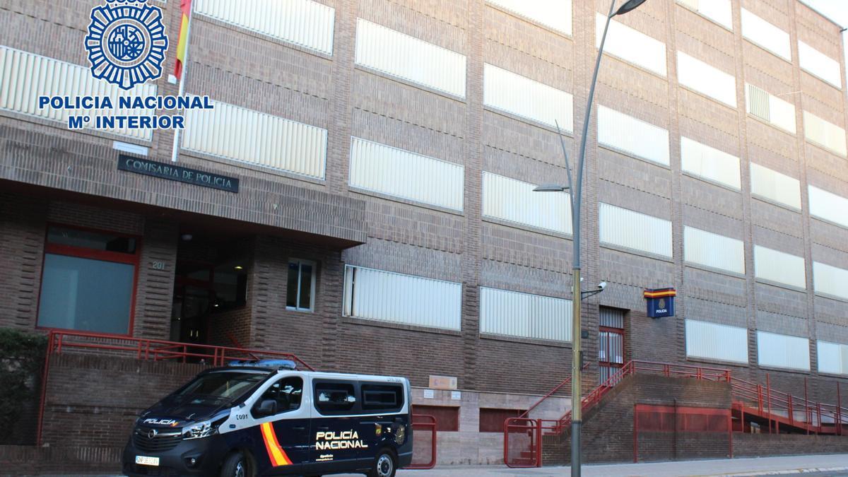 Comisaría de Policía Nacional de Almería