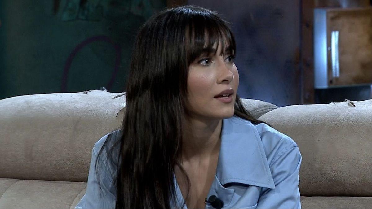 Aitana Ocaña en 'La Resistencia'.