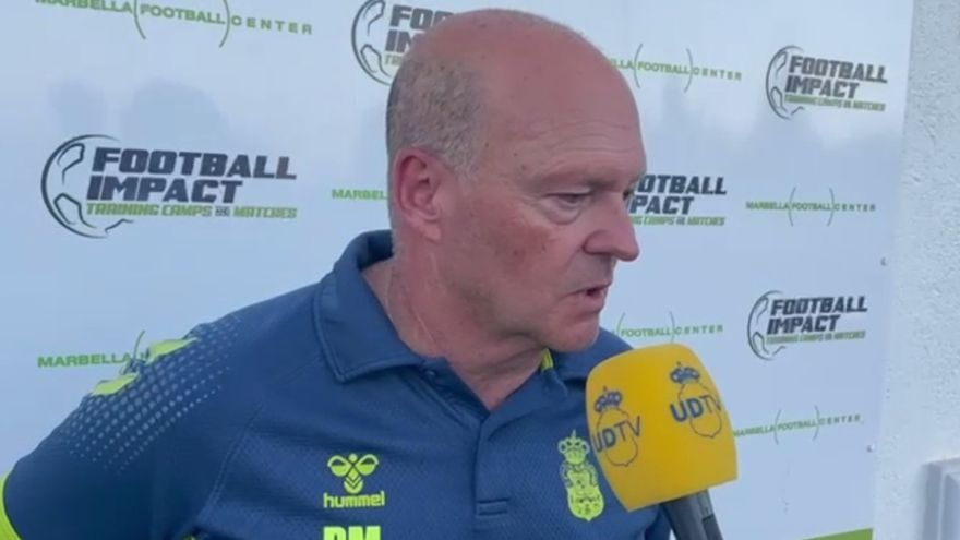 Pepe Mel: «El equipo  está siendo reconocible»