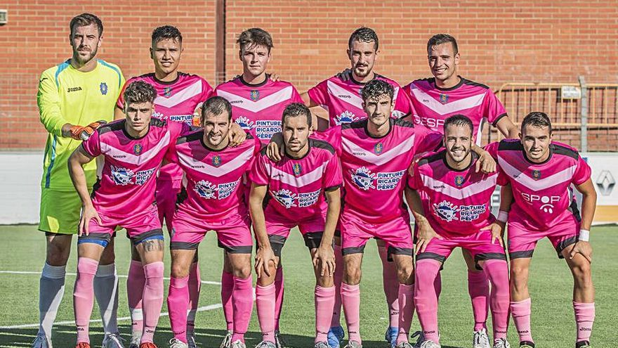 El CF Solsona guanya a Navàs i cedeix al camp del FC Joanenc
