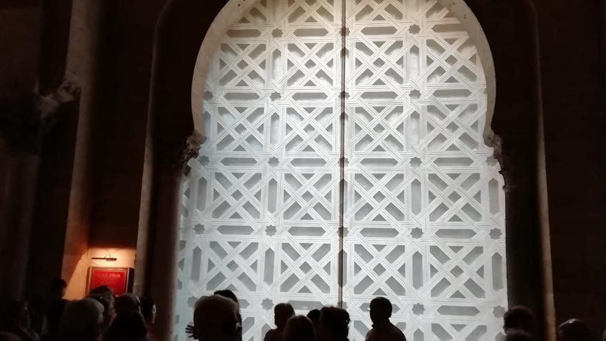 Cronología de la segunda puerta de la Mezquita-Catedral: El Icomos avaló la retirada, los tribunales, no