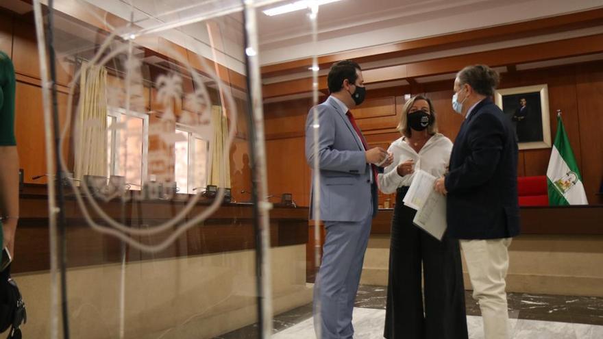 El gobierno local acuerda con la oposición el destino de 13 millones de remanentes