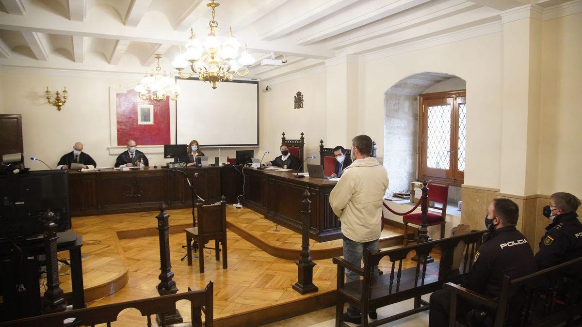 Juicio por el caso del guardia civil de Sanabria abuso sexual a una menor