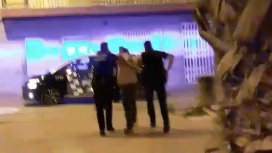 Detenido tras pegar tres tiros a bocajarro en el pecho a un joven en Murcia
