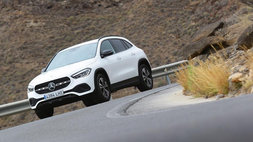 Mercedes-Benz GLA: Más SUV y más confortable