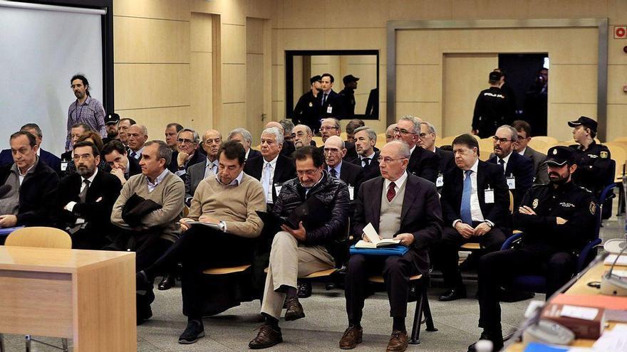 Bankia, a la espera de sentencia
