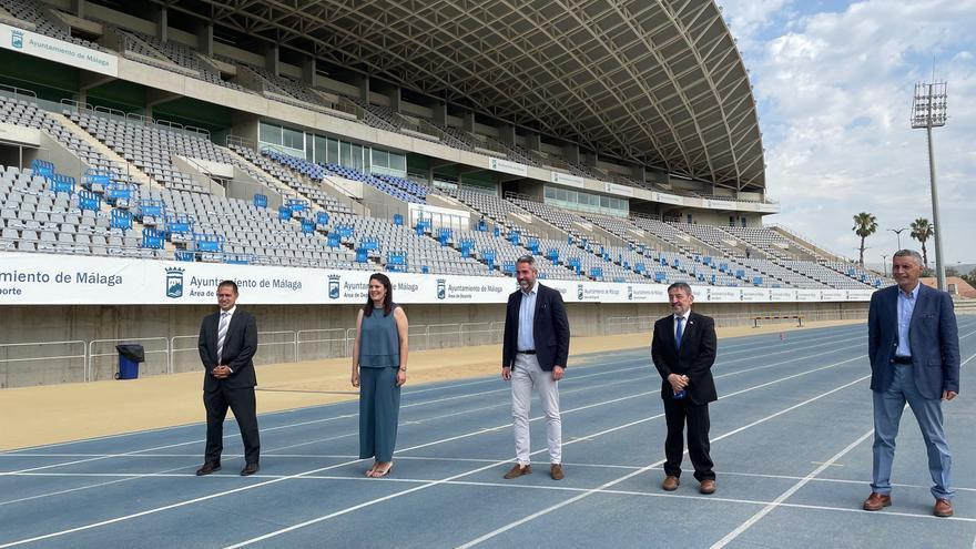 Los mejores atletas Master españoles se citan en Málaga