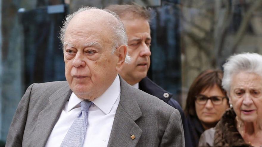 Los Pujol denuncian que entraron en sus casas por orden de Villarejo