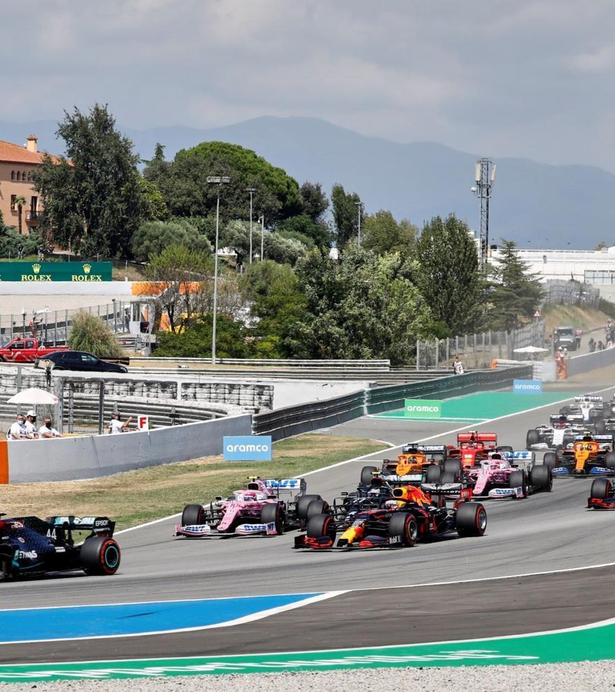 La F1 vuelve a Telecinco, 'Ángeles y demonios' en Antena 3 y 'El concurso del año' en Cuatro