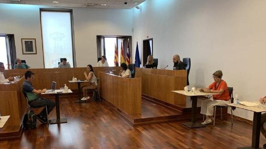 Colaboración entre Ibiza y Sant Josep para mejorar Platja d'en Bossa