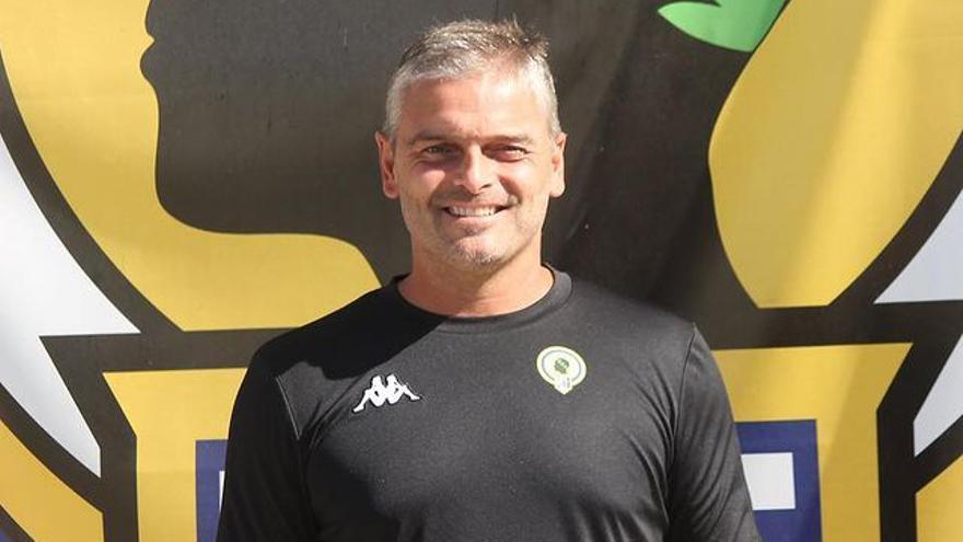 De la Sagra, nuevo técnico del Hércules B tras el despido de Antonio Moreno