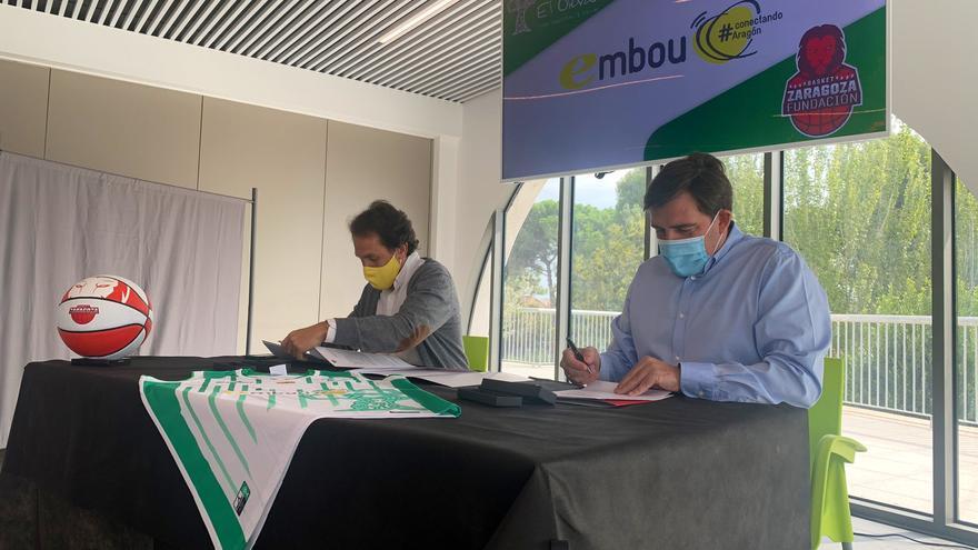 El Olivar, filial del Casademont, presenta a Embou como su patrocinador principal