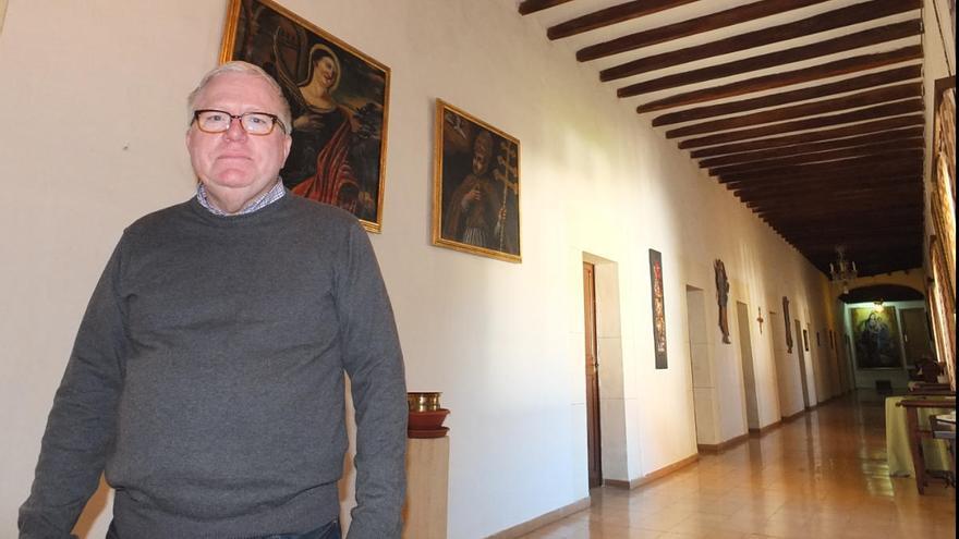 El Obispado aparta al párroco de Sant Sebastià por una denuncia de abusos sexuales