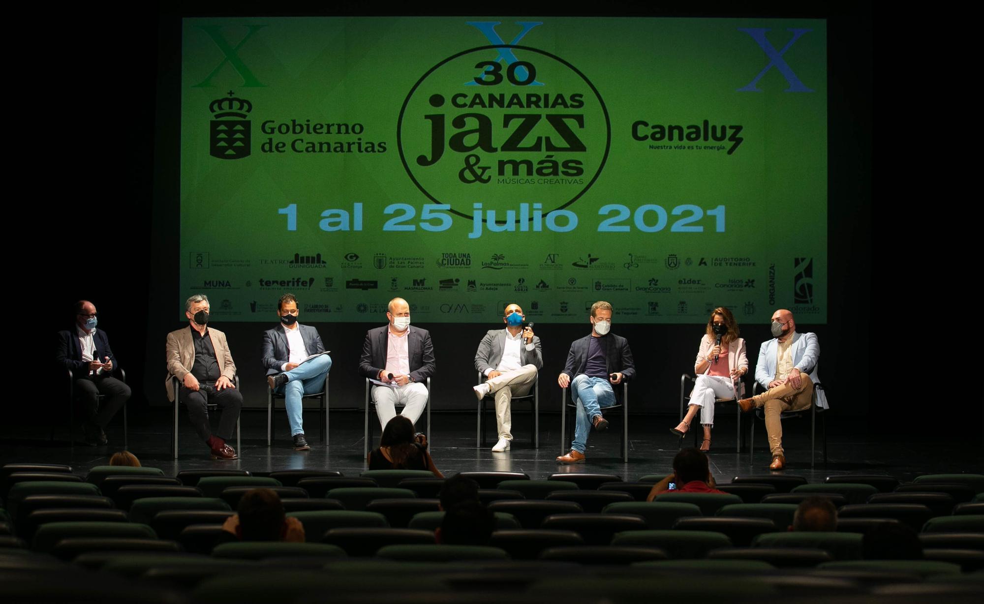 Festival Canarias Jazz & Más Canaluz