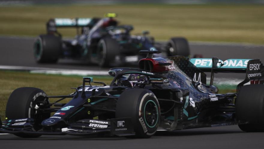 Horarios y dónde ver el GP 70 Aniversario de Fórmula 1