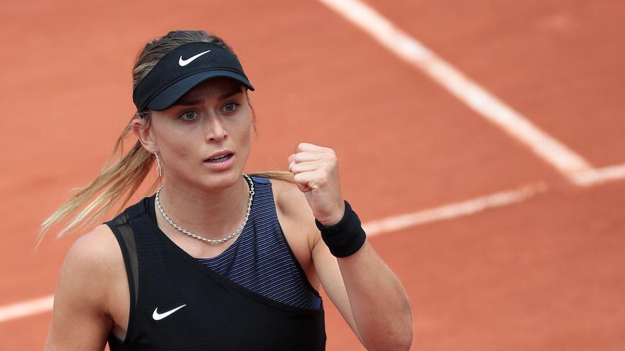 Paula Badosa alcanza en Roland Garros sus primeros cuartos en un Grand Slam
