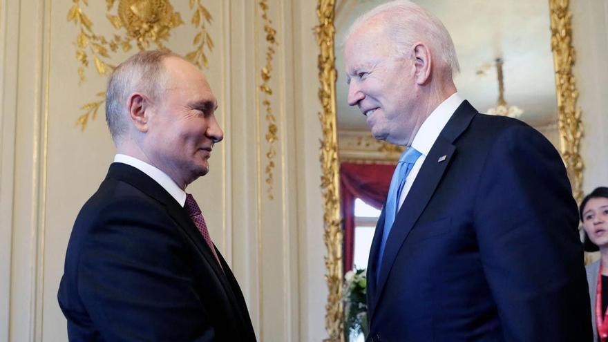 Putin versus Biden, sin sorpresas