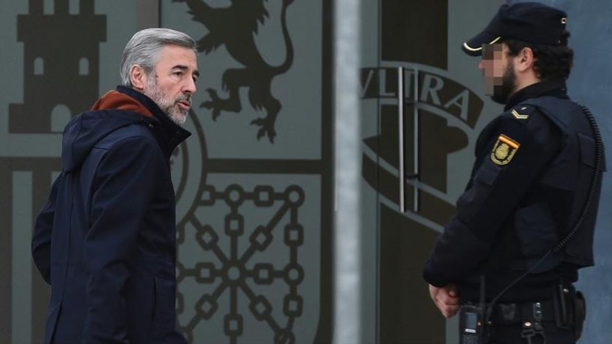"""Acebes dice que el Banco de España """"nunca"""" le informó sobre Bankia"""