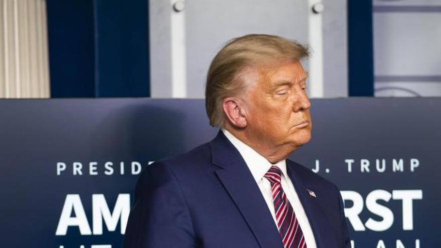 El segundo juicio político contra Donald Trump ya está en marcha