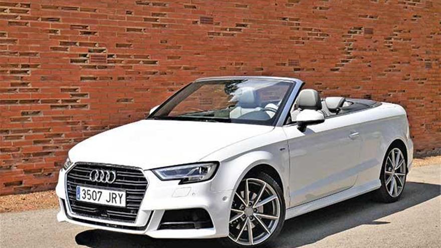 Para lucir y disfrutar: Audi A3 Cabrio