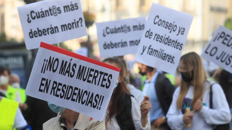 La Fiscalía de Madrid no ve delito por las muertes en residencias por el coronavirus
