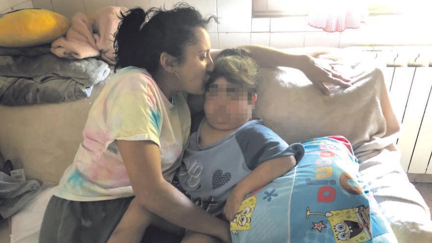 Fallece Nayara, la niña langreana de diez años diagnosticada de leucemia hace un mes