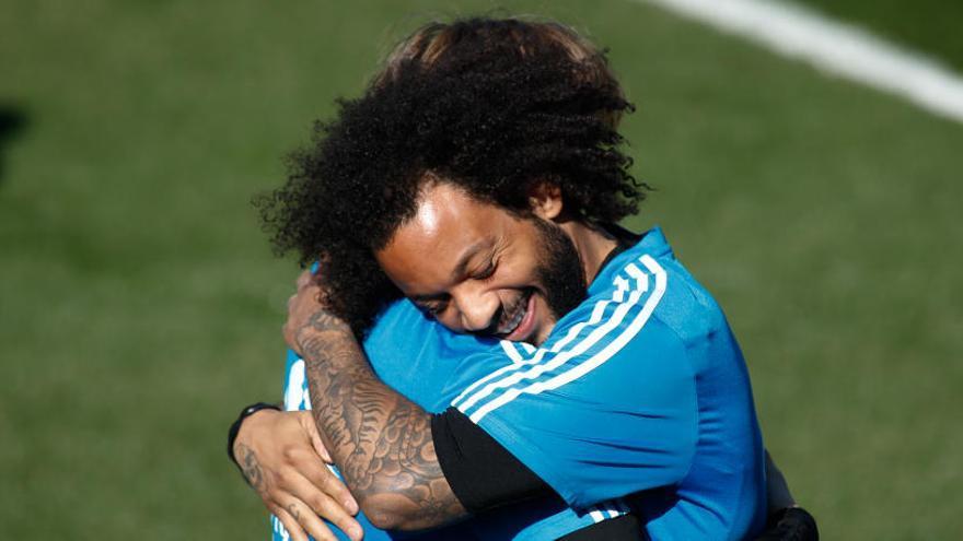 Marcelo, cerca de alcanzar un acuerdo con la Juventus