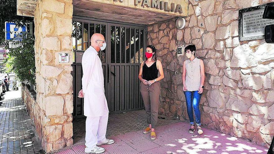 Mónica Oltra retrasa a septiembre su visita a la Llar de la Vall d'Uixó