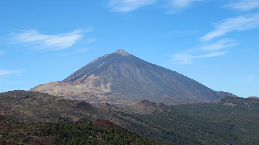 ¿Será el Teide el próximo volcán en entrar en erupción?
