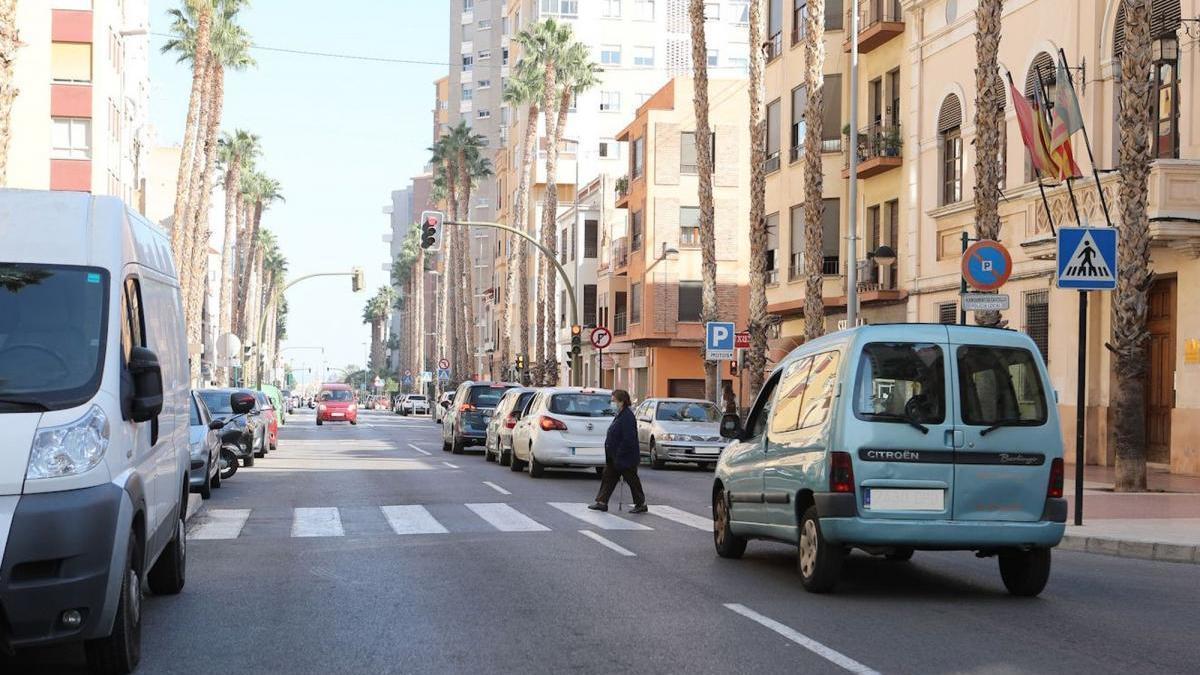 Veinte colectivos definen la reforma de la avenida Lidón en Castelló
