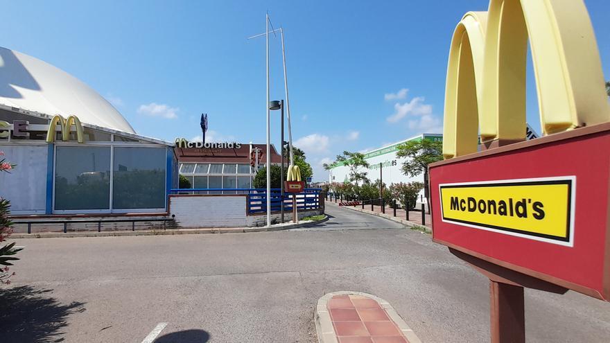 El norte de Castellón se queda sin McDonald's