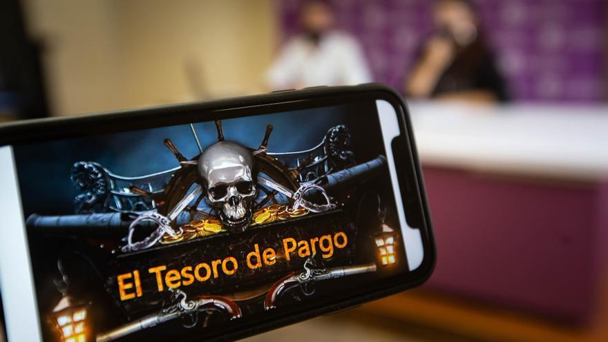 Un juego inspirado en Amaro Pargo ofrece un recorrido por La Laguna