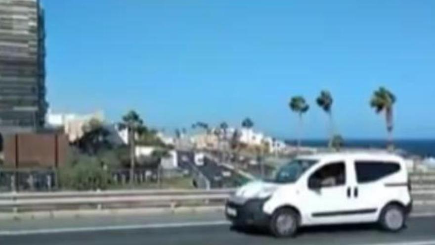 Canarias, en aviso amarillo por rachas de viento de hasta 85 Km/h