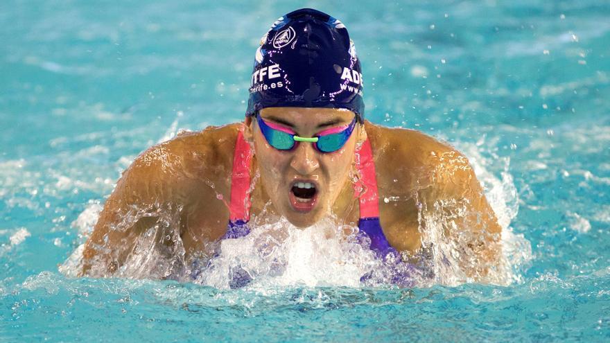 Michelle Alonso conquista su tercer oro paralímpico