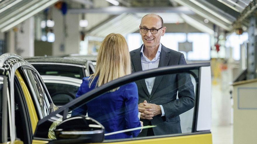 Volkswagen empieza a producir el ID.4, que presentará en septiembre