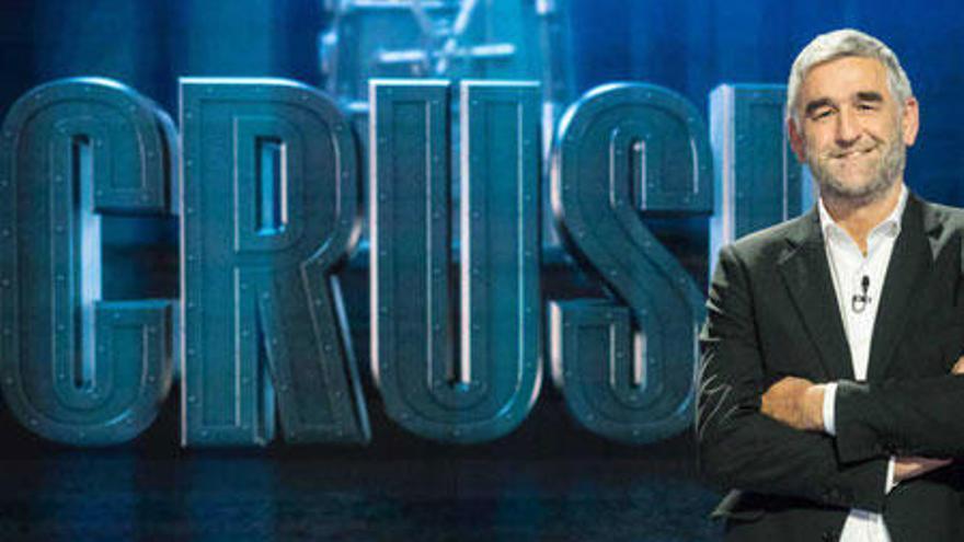 'Crush', el nuevo concurso de La 1 para la noche de los viernes