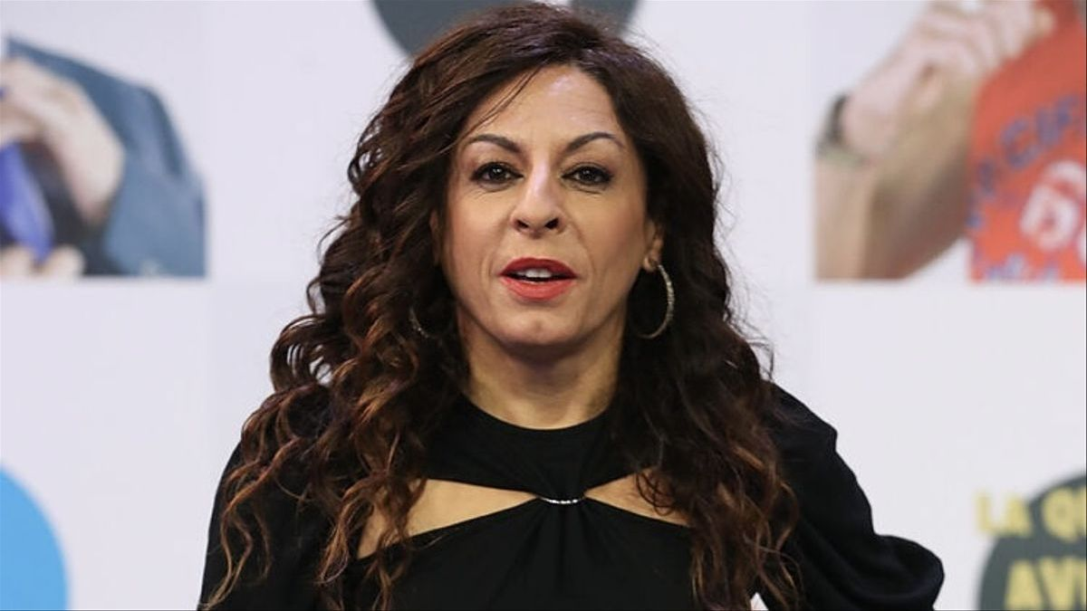 Cristina Medina.